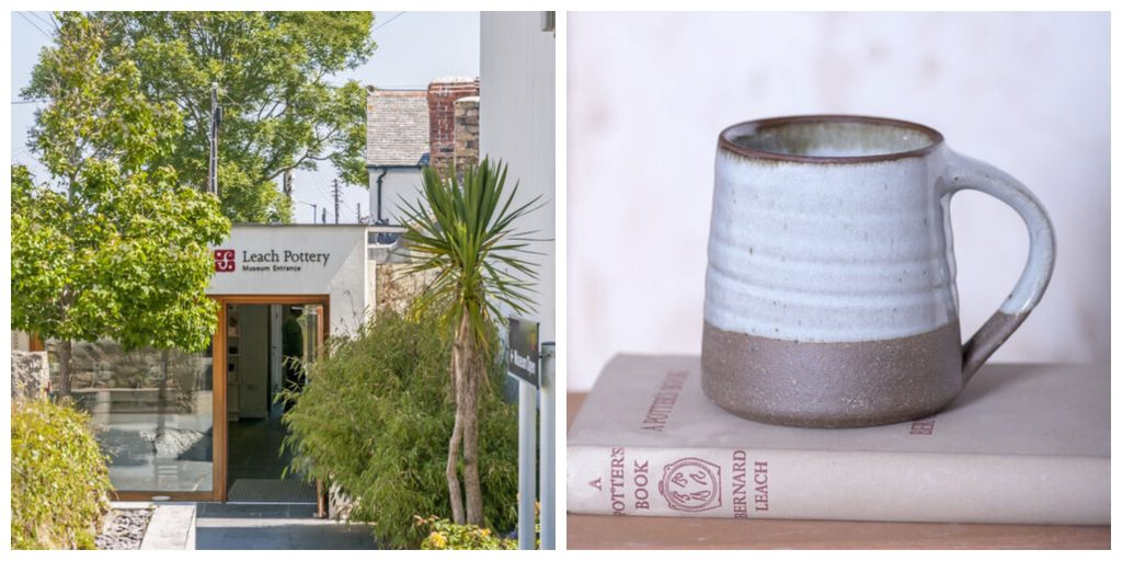 Images courtesy of The Leach Pottery - Sail Lofts - St Ives