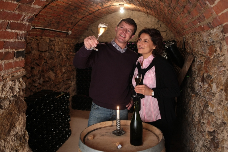 Photo credit: Champagne Faucheron Gavroy - Cathy et Benoit - A Taste of Champagne