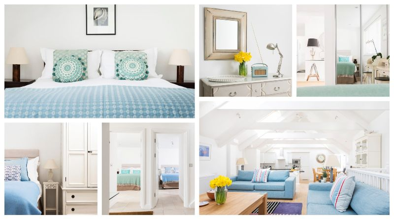 Images courtesy of Sail Lofts - St Ives