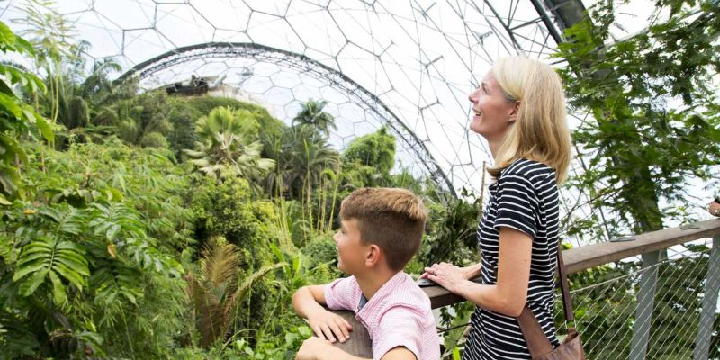 Image courtesy of The Eden Project - Sail Lofts - St Ives