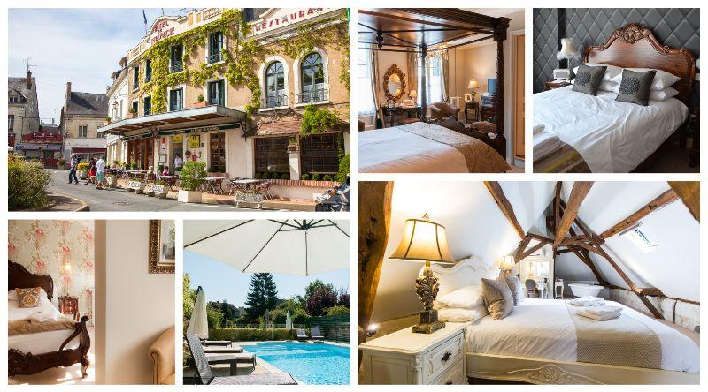 The Loir - Images courtesy of OT Vallée du Loir / Hotel de France / Stevan Lira