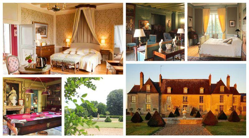 The Loir - Images courtesy of Chateau d'Hodebert