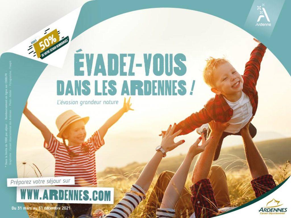 The Ardennes - Image courtesy of CD08 Adobie Freepik